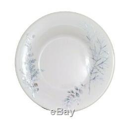 16-Piece Pfaltzgraff Winter Frost Dinnerware Set Excellent Condition