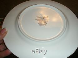 18pcs Villeroy Boch 1748 FLORA BELLA Dinnerware Plates Cups & Saucers