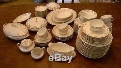 1920's Vintage Limoges Dinnerware 94 Pieces