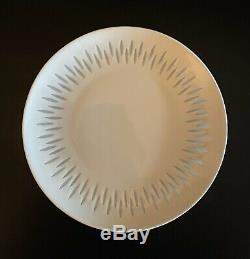 24 Pce ARABIA Finland RICE Dinnerware Set SVC For 6 incl RARE Dinner Plates EXC