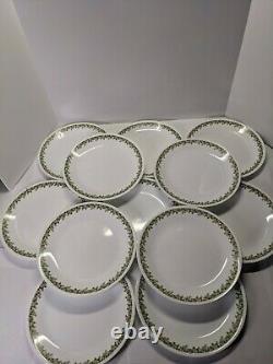 48 pc. Corelle Crazy Daisy Spring Blossom Vintage Dinnerware Set