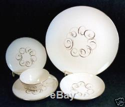 62-pieces (or Less) Of Style House Rhythm Pattern Fine Japanese China