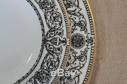 92 Pieces Royal Worcester Padua Pattern Fine Bone China Dinnerware Set