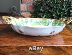 Anna Weatherley Ivy Garland Vegetable Dish-mint
