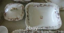 Antique HAVILAND Dinnerware Pour TM James & Sons Kansas City MO 88 pcs SALE