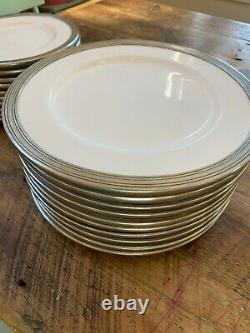 Arte Italica Tuscan Dinnerware Set, dinner plates, salad plates and mugs