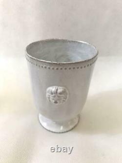 Astier De Villatte Series Coffee Mug Cup Pottery White Kitchenware Dinnerware