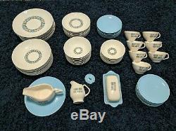 Canonsburg Pottery Co. Temporama 71 Piece Set MCM Atomic EUC