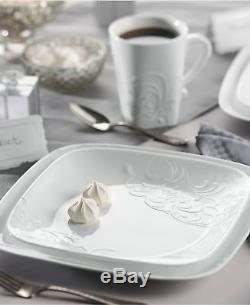 Corelle Boutique Cherish 42 Piece Dinnerware Set