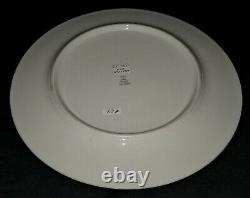 Dinner Plate, restaurant ware, porcelain, Peabody, Gayoso, Memphis, TN, 1911 10