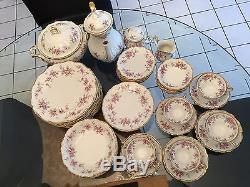 Edelstein Bavarian Maria-Theresia Cordobra Pattern 72-Piece China Set