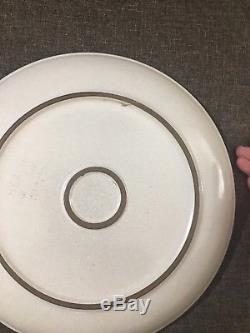 Edith Heath Ceramics Set of 6 Dinner Plates 10 75 Opaque
