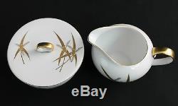 HARVEST Dinnerware Set ACI Fine China of Japan 49 pc #9061 Hand Painted