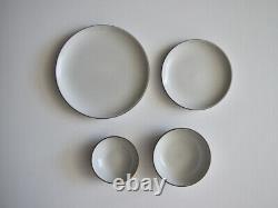 Heath Ceramics Dinnerware (Opaque White, 4 pieces)