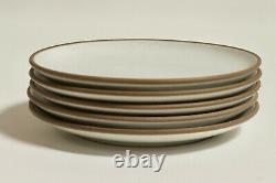 Heath Dinnerware / Set of 5 Salad Plates