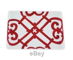 Hermes Balcon du Guadalquivir Sushi Plate / Trinket Dish
