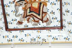 Hermes Change tray Beloved India Porcelain Ashtray Elephant Dinnerware VIDE POCH