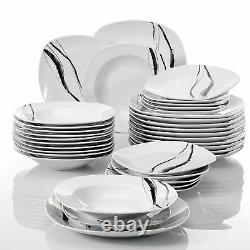 Kitchen Ceramic Dinnerware Dinner Sets Plates Bowls Mugs Crockery Dining Service
