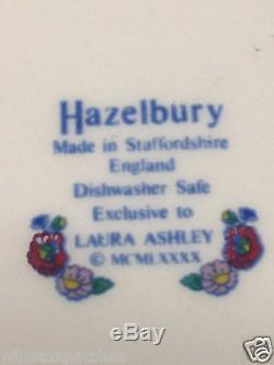 Laura Ashley Staffordshire England Hazelbury Teapot 44 Oz Multicolor Floral