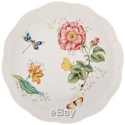 Lenox Butterfly Meadow 18-Piece Dinnerware Set, Service for 6, New, Free Ship