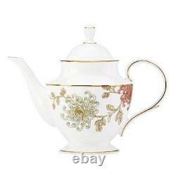 Lenox/Marchesa Painted Camellia Teapot