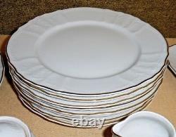 Lesov Concordia Thun Czech Bohemian Porcelain Dinner Set Bernadette Royal Prague