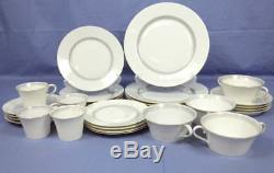 Lot 28 Nymphenburg Adonis China Dinnerware 4 Place Settings Plates Cups Saucers