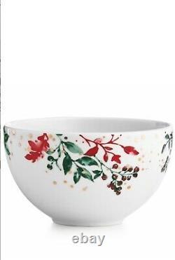 Martha stewart collection royal blush dinnerware set 12 pc