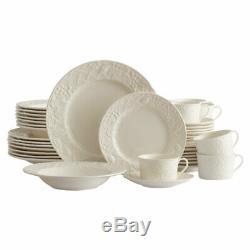 Mikasa English Countryside 40 Piece Dinnerware Set