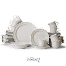 Mikasa French Countryside 40 Piece Dinnerware Set