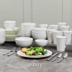 Mikasa Lausanne 40-piece Bone China Dinnerware Set