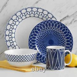 Mikasa Lavina 16-piece Porcelain Dinnerware Set FAST SHIPPING