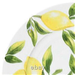 Mikasa Lemons 16-Piece Bone China Dinnerware Set FREE SHIPPING