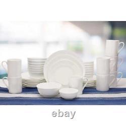 Mikasa Vail 40-piece Bone China Dinnerware Set