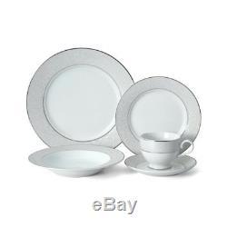 MikasaChristmas Parchment 40 Piece Dinnerware Set