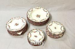Minton English Bone China EST. 1793 England 32 piece Dinnerware Set
