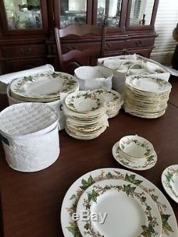 Minton Lothian Bone China Dinner Ware