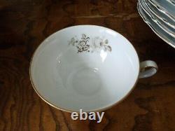 Mitterteich Bavaria Charming Barbara China Dinnerware lot of 42 pieces Germany