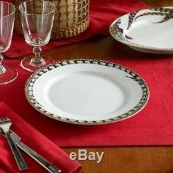 NEW Ralph Lauren Carolyn Dinnerware 5-Piece Place Setting NIB