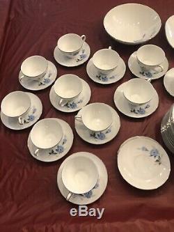 Noritake Sylvia 6603 Service for 12 + Extras Beautiful Set Of China/Dinnerware