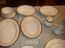 Noritake dinnerware set