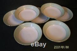 P T Tirschenreuth Bavaria Clyde China Dinnerware Serving Lot Germany 4245