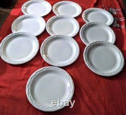 Pfaltzgraff USA Acadia white dinnerware set