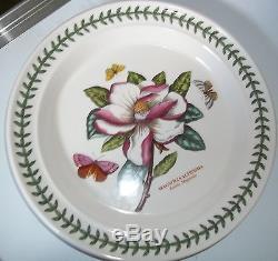 Portmeirion Botanic Garden 21 -piece Dinnerware Set Nib