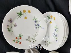 Pretty Royal Doulton England SPRINGTIME DISH SET DINNERWARE SET NICE