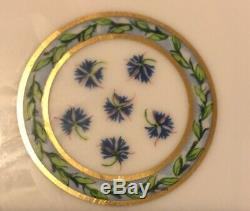 Raynaud Allee Royale 5 pc place setting For (8) china Limoges, France