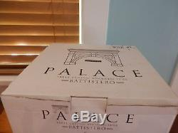 SELETTI BATTISTERO PALACE Table Classic Architecture 10pc BREAKFAST SET NIB