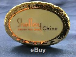 Shelley Marquis Advertising Sign For Shelley China Very Rare