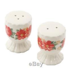 The Pioneer Woman Vintage Floral 20-Piece Stoneware Dinnerware Set Brand New