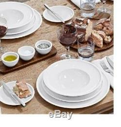 Villeroy & Boch Artesano Original 12-piece Dinnerware Set for 4 FREE SHIP NEW